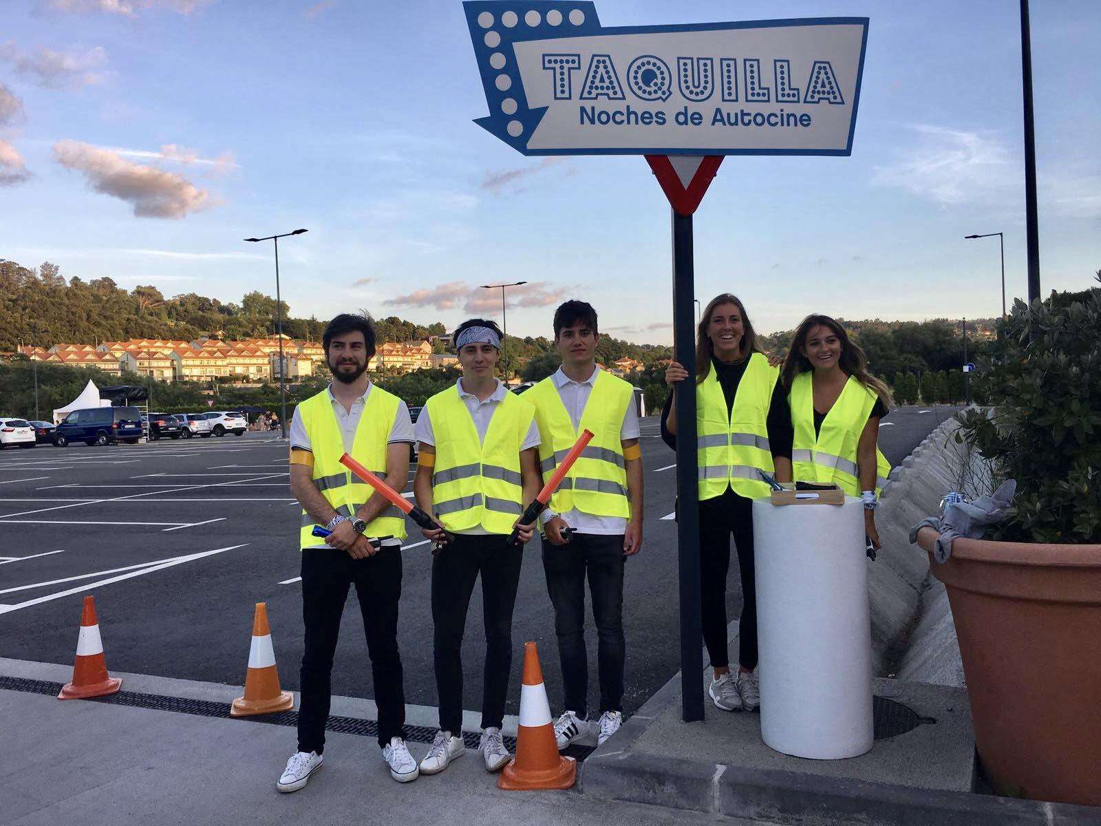 CORUÑA THE STYLE OUTLETS VUELVE A PONER EN MARCHA LA CAMPAÑA 'NOCHES DE AUTOCINE'
