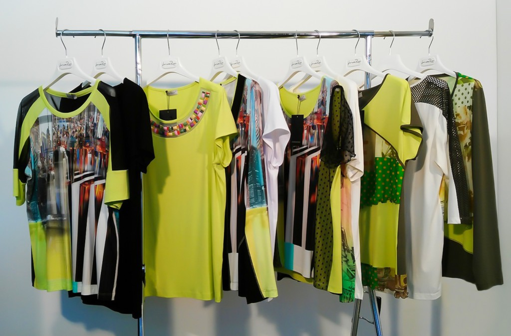 Hortensia-Marina Riveiro presenta su colección primavera- verano  2016/2017 en MOMAD Metrópolis