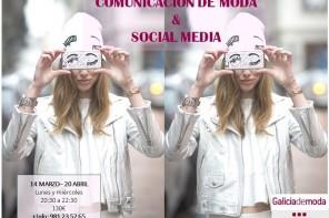 CURSO DE COMUNICACIÓN DE MODA & SOCIAL MEDIA