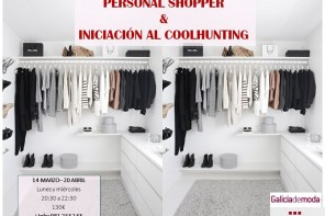 CURSO DE PERSONAL SHOPPER & INICIACIÓN AL COOLHUNTING