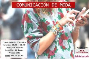 Curso Comunicación de Moda
