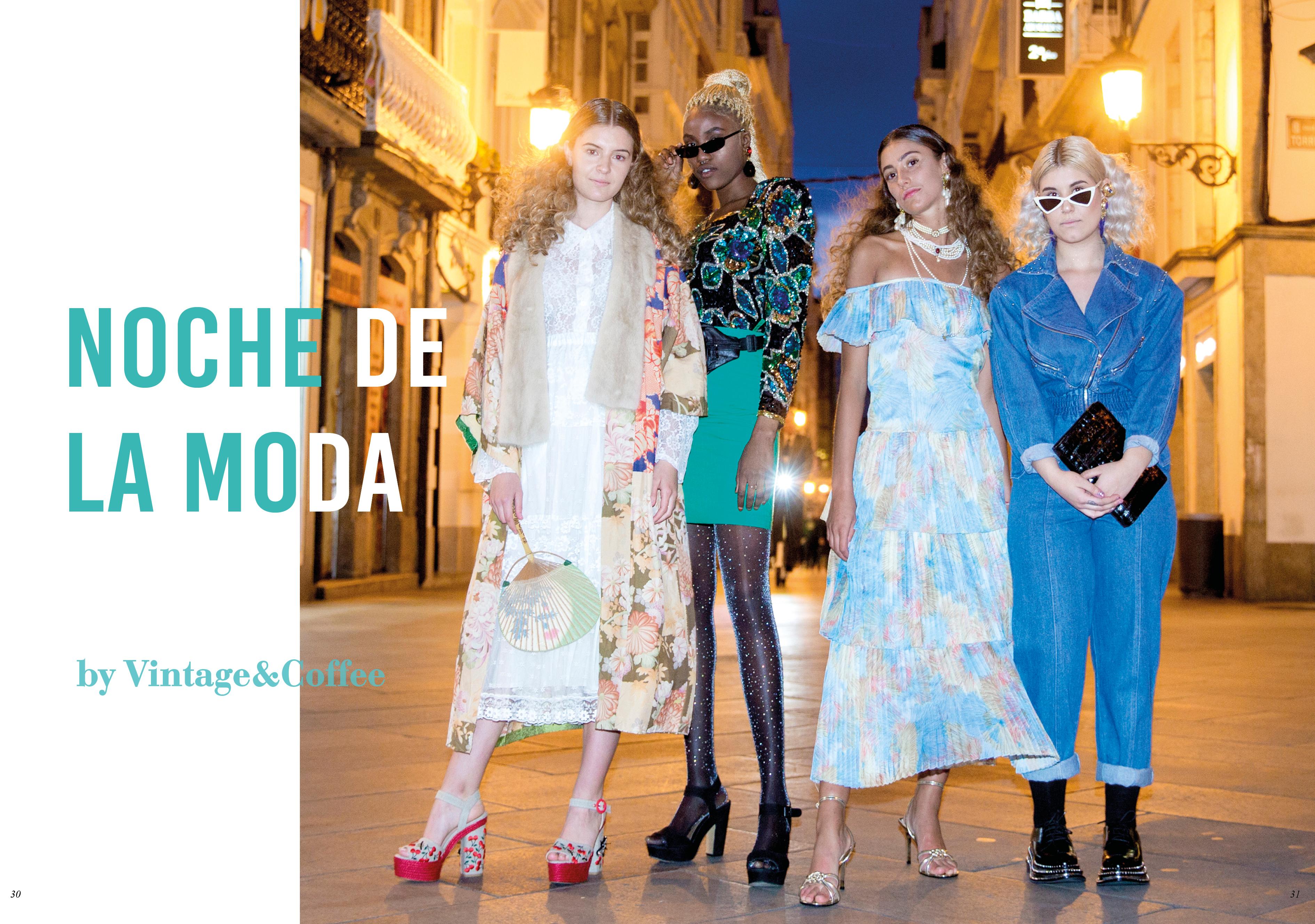 Noche de la moda by Vintage&Coffee